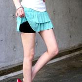 穿短裤短裙必备安全裤